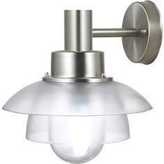 Уличный настенный светильник Horoz HL217