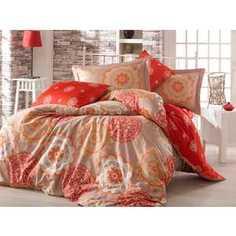 Комплект постельного белья Hobby home collection 1,5 сп, сатин, Ottoman, золотой (1607000151)