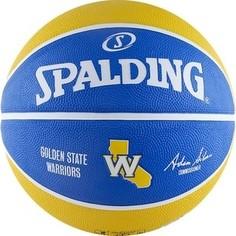 Мяч баскетбольный Spalding NBA TEAM RBR BB Warrior р.7 (83-515z)
