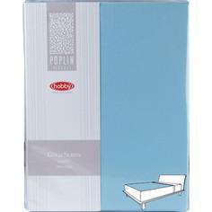 Простыня Hobby home collection 160х240 см бирюзовый (1501002020)