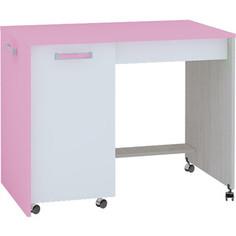 Стол выкатной Комфорт - S Агнешка М9 пикар/розовый