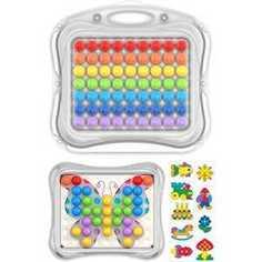 Нордпласт Логическая игра Большая мозаика 856 Нордпласт.