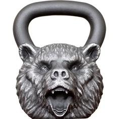 Гиря Iron Head Медведь 16,0 кг