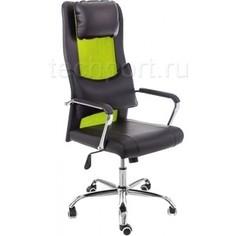 Компьютерное кресло Woodville Unic черное/зеленое
