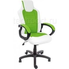 Компьютерное кресло Woodville Kadis светло-зеленое/белое