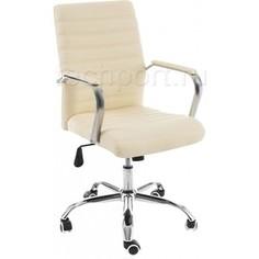 Компьютерное кресло Woodville Tongo бежевое