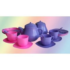Игровой набор Совтехстром посуды Мальвина (У535)
