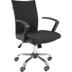Офисное кресло Русские кресла РК 70 черный хром