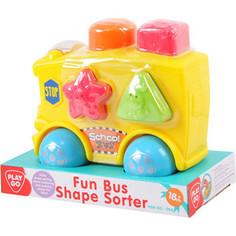Развивающая игрушка Playgo Автобус-сортер (Play 2106) Play&Go