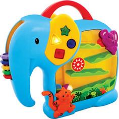 Kiddieland Развивающая игрушка Занимательный слон (KID 052167)