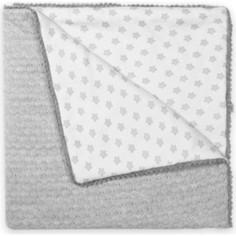 Плед Сонный Гномик вязаный Шушик дымчато-серый 569/5