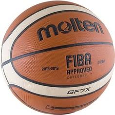 Мяч баскетбольный Molten BGF7X (р. 7)