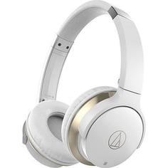 Наушники Audio-Technica ATH-AR3BT white