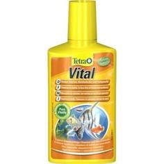 Кондиционер Tetra Vital для улучшения самочувствия рыб для создания естественных условий в аквариуме 250мл (198791)