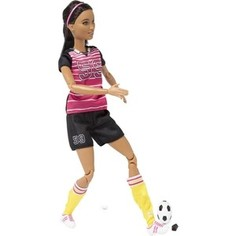Кукла Mattel спортсменка безграничные движения (DVF68)