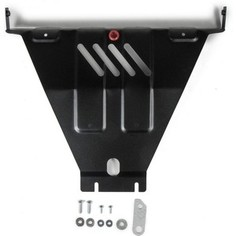 Защита картера и КПП АвтоБРОНЯ для Lada 2104 / 2105 / 2107 (1981-2012), сталь 2 мм, 111.06004.1