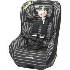 Автокресло Nania Driver зебра 43175