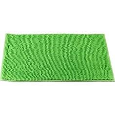 Коврик для ванной Swensa 45х70 см зеленый, полиэстер (SWM-3003GR-B)