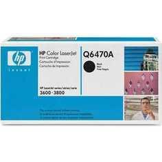 Картридж HP Q6470A