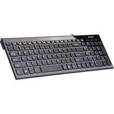 Клавиатура A4Tech KX-100 Black USB