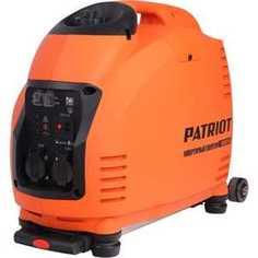 Генератор бензиновый инверторный PATRIOT GP 3000iL Патриот