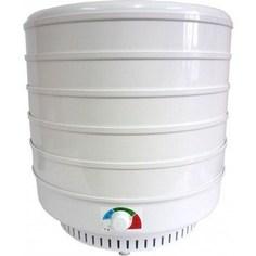 Сушилка для овощей Спектр-Прибор ЭСОФ-2-0,6/220 Ветерок-2, 5 поддонов (белый)