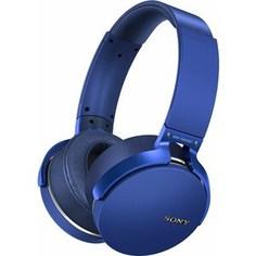 Наушники Sony MDR-XB950B1 blue