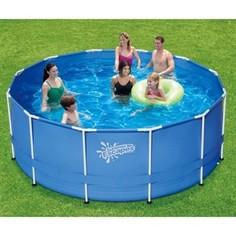 Каркасный бассейн Polygroup P20-1248-Z 366х122 см