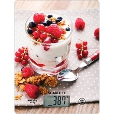 Кухонные весы Scarlett SC-KS57P22 рисунок/ягоды