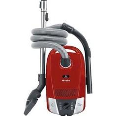 Пылесос Miele SDCB0 Compact C2 HEPA манговый красный