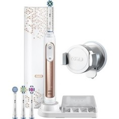Зубная щетка Braun ORAL-B 9000 Genius Rose Gold