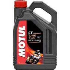 Моторное масло MOTUL 7100 4T 10W-60 4 л