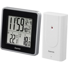 Метеостанция HAMA EWS Intro H-176924 белый
