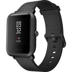 Умные часы Xiaomi Amazfit Bip Black (UYG4021RT)