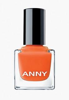 Лак для ногтей Anny тон 170.05 пылкий красно-оранжевый