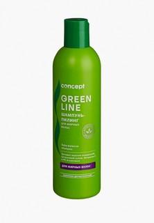 Шампунь Concept для жирных волос Sebo-balance shampoo, 300 мл