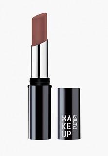Помада Make Up Factory Матовая Mat Lip Stylo т. 18 пастельный терракот