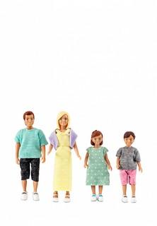 Набор игровой Lundby куклы для домика Классическая семья