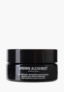 """Крем для лица Grown Alchemist Антивозрастной интенсивно увлажняющий """"Белый чай и фитопептид"""" 40 мл"""