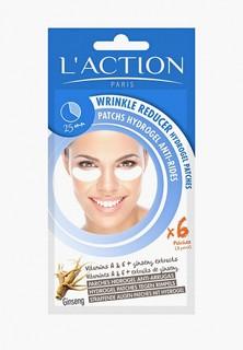 Патчи для глаз LAction Laction для уменьшения морщин под глазами