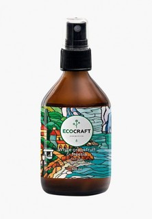 "Дезодорант Ecocraft ""White grapefruit and freesia"""