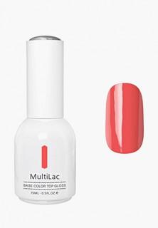 Гель-лак для ногтей Runail Professional MultiLac классический, цвет: Революция, Revolution, 15 мл