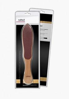 Пилка для педикюра Runail Professional деревянная
