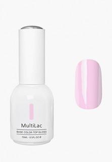 Гель-лак для ногтей Runail Professional MultiLac классический, цвет: Эвелина, Evelina, 15 мл