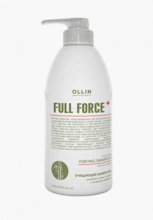 Шампунь Ollin Full Force Anti-Dandruff Moisturizing Shampoo