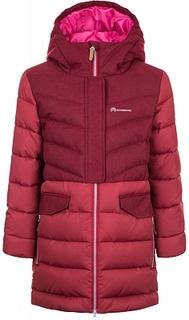 Куртка пуховая для девочек Outventure, размер 140