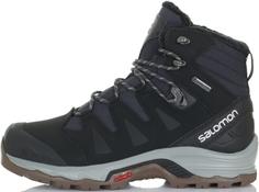 Ботинки утепленные мужские Salomon Quest Winter Gtx, размер 42.5