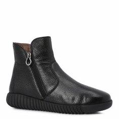Ботинки PAKERSON 24805A черный