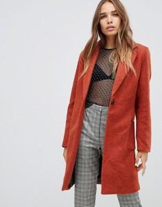 Oversize-пальто Only - Оранжевый