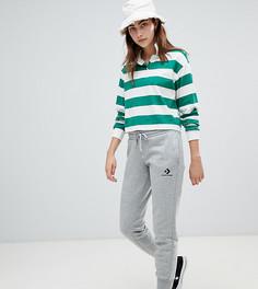 Серые спортивные штаны Converse - Серый